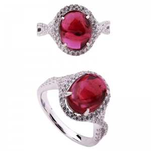 Ruby Stone Ring